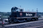 CB&Q 9232 Roster Shot in 1964